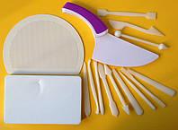 Набор инструментов для работы с мастикой