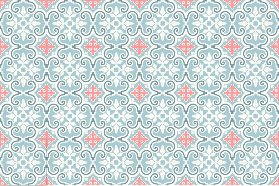 Коллекция керамической плитки ручной работы в марокканском стиле, испанском, тунисском стиле 20х20 см.