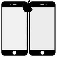 Защитное стекло корпуса для Apple iPhone 6S Plus, черное, оригинал