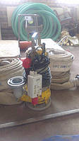 Аренда погружного шламового насоса для илистых вод Pumpex SР 50  Производительность илососа 90 м3/час