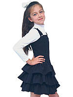 Платье - сарафан школьный  М -944  рост 128-164