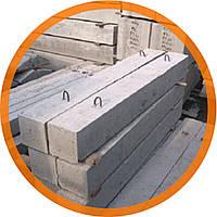 Перемычка плитная железобетонная 3ПП 14-71п