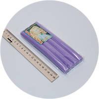 Бигуди -папильотки гибкие, полипропиленовые 17см, 17мм., фото 1