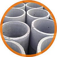 КС 7.3-С (зі скобами та гідроізоляцією) Кільця колодязів з ЄВРО з'єднанням
