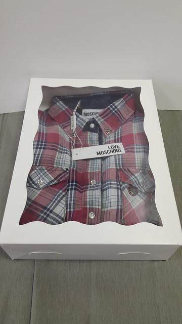 Коробка для текстиля