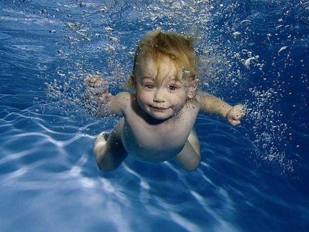 Если вы решили учить ребенка плавать! Основные моменты и тонкости!