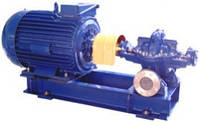 Горизонтальный насос типа 1Д 500-63 с эл.дв. 160кВт/1500об.мин.