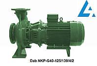 Dab NKP-G40-125/139/4/2 насос