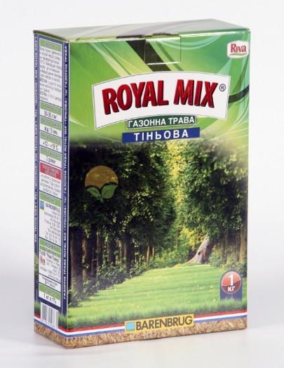 Роял Микс Royal Mix, газонная трава теневая, 1 кг.