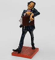 Коллекционная статуэтка Бизнесмен Forchino, ручная работа FO 85512