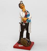 Коллекционная статуэтка Доктор Forchino, ручная работа FO 85508