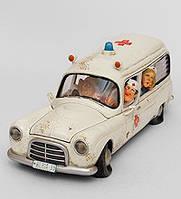Коллекционная статуэтка Машина скорой помощи Forchino, ручная работа FO 85074