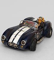 Коллекционная сувенирная модель автомобиля Shelby Cobra 427 S/C. Forchino, ручная работа FO 85071