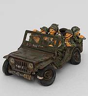 Коллекционная сувенирная модель автомобиля Внедорожник Forchino, ручная работа FO 85067