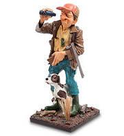 Коллекционная статуэтка Охотник Forchino, ручная работа FO 85535