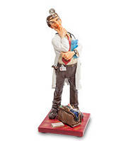 Коллекционная статуэтка Доктор Forchino, ручная работа FO 84003