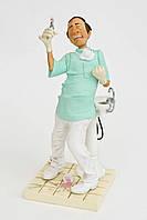 Коллекционная статуэтка Стоматолог Forchino, ручная работа FO 84005