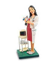 Коллекционная статуэтка Доктор Forchino, ручная работа FO 84006