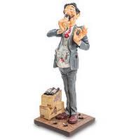 Коллекционная статуэтка Сомелье Forchino, ручная работа FO 84007