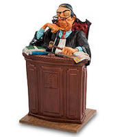 Коллекционная статуэтка Судья Forchino, ручная работа FO 85529