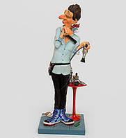 Коллекционная статуэтка Парикмахер Forchino, ручная работа FO 85527
