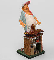 Коллекционная статуэтка Мистер Барбекю Forchino, ручная работа FO 85522