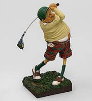Коллекционная статуэтка Гольфист Forchino, ручная работа FO 85504