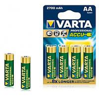 Аккумуляторы VARTA АА (R06), Professional,  2700mAh