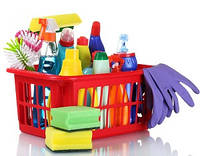 Моющее, чистящее средства, полироли