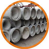 Трубы железобетонные розтрубные безнапорные ТС 40.25–2