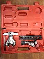 Набор для обработки труб CТ-806 AL (риммер,труборез.эксц.)