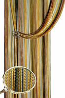 Шторы-нити радуга 109