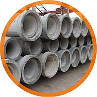 Трубы железобетонные розтрубные безнапорные Тс 80.25–2