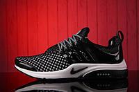Кроссовки мужские Nike Air Presto (найк аир престо) черные