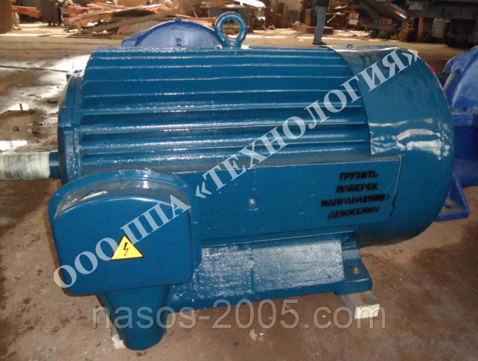 Электродвигатель АИР 315 M4 200 кВт 1500 об/мин