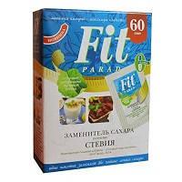 ФитПарад №14 (саше, 60г)– вкусный и безопасный  подсластитель для худеющих и ценителей здорового образа жизни
