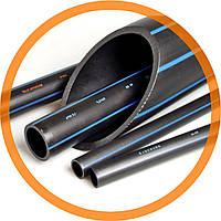 Трубы водопроводные ПЕ 100 SDR 21