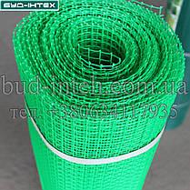 Сетка пластиковая садовая рулон 1*20 м (13*13мм), фото 3