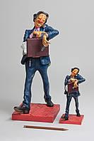 Коллекционная статуэтка Бизнесмен Forchino, ручная работа