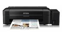 Струйный принтер Epson L300 со встроенным оригинальным СНПЧ + 4х100 мл сублимационные чернила InkTec