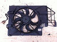 Диффузор вентилятора радиатора 1.9TDI 1секц. VOLKSWAGEN TRANSPORTER T5 03-09 (ФОЛЬКСВАГЕН ТРАНСПОРТЕР Т5)