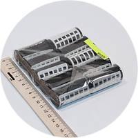 Термо-бигуди пластиковые 10шт/уп, 25мм, 52мм.