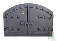 Дверка чугунная Hungary 2