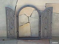 Дверки чугунные Azurowe, фото 1
