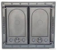 Дверки чугунные DW7, фото 1