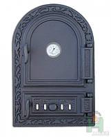 Дверки чугунные DW10RТ с термометром