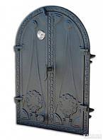 Дверки чугунные DW13Т с термометром