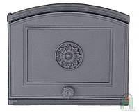 Дверки чугунные DP3, фото 1