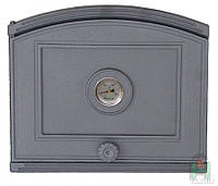 Дверки чугунные DP3Т с термометром