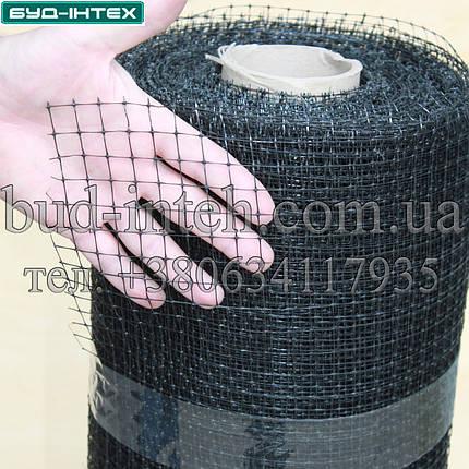 Сетка пластиковая для птиц 0,5*100м (12*14мм), фото 2